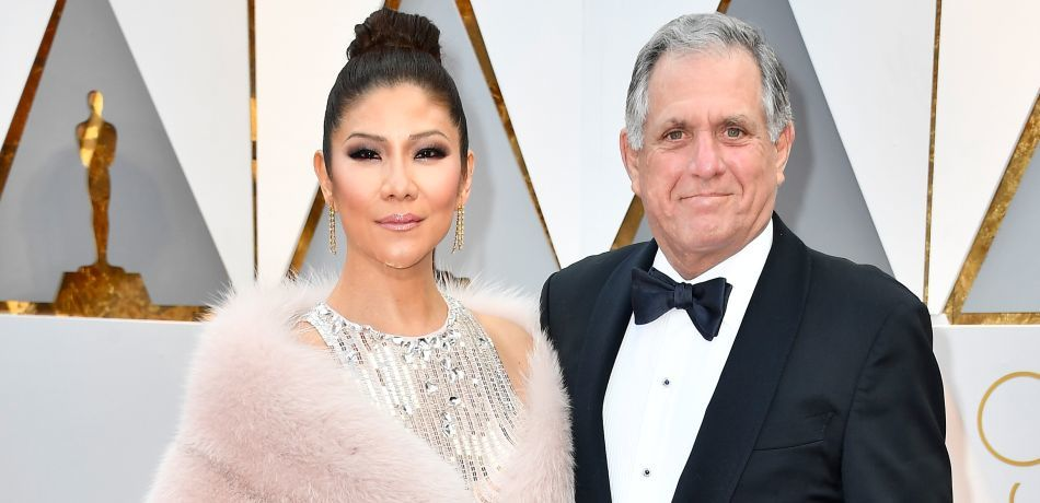 Julie Chen Stands By Husband Les Moonves Amid New Allegations Of Sexual Assault
