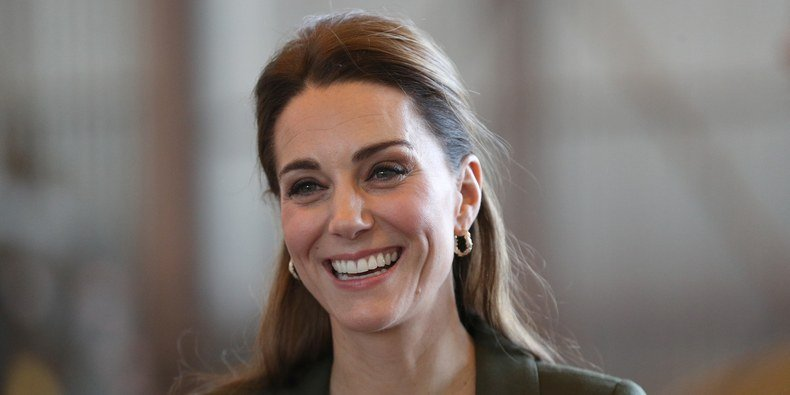 Kate Middleton Just Took a Page Out of Meghan Markle's Style Book