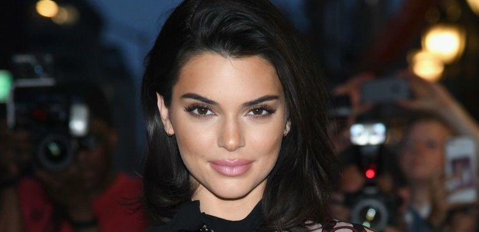 Kendall Jenner Flashes Plenty Of Skin, Leaves Little To The Imagination In Lingerie Photo