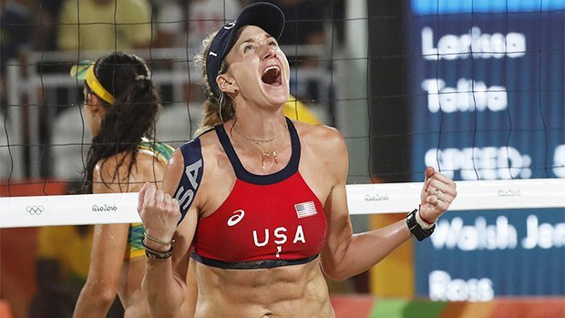 Volleyball Star Kerri Walsh Jennings Is 'Laser-Focused' On 'Last Olympic Run': It 'Feels Really Purposeful'