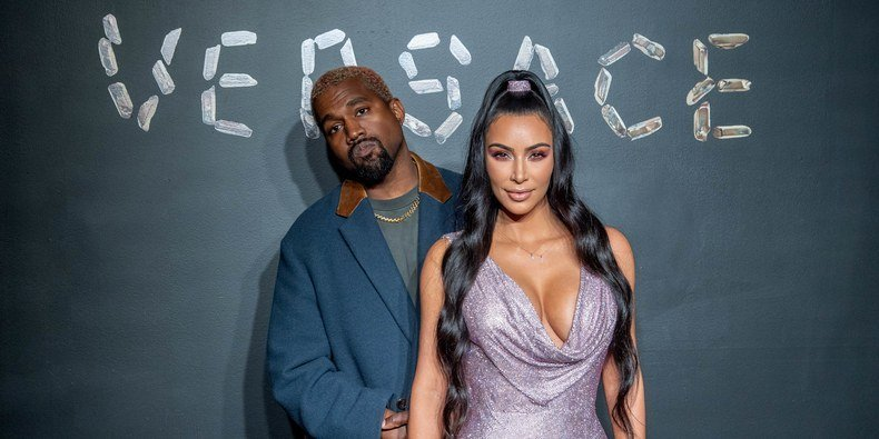 Kim Kardashian Claims Kanye West Didn't Actually Say Slavery Is a Choice