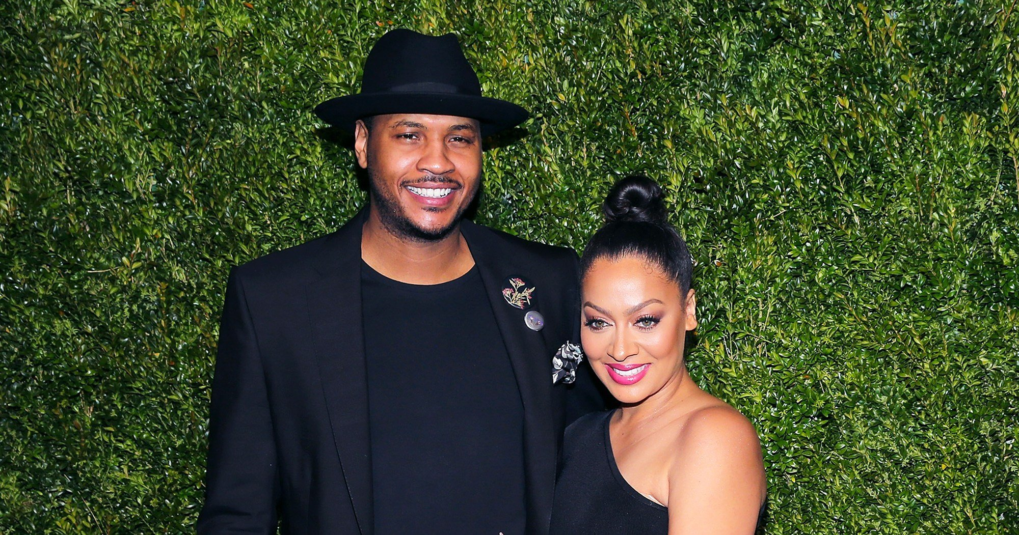 La La and Carmelo Anthony Are Officially Back Together!