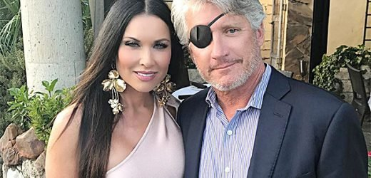 'Real Housewives Of Dallas': LeeAnne Locken Reveals Wedding Date With Xmas Themed Save The Date