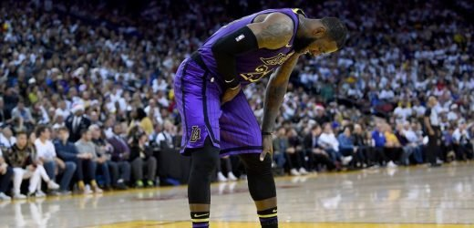 NBA Rumors: LA Lakers React On The Possibility Of Losing LeBron James For Extended Time Due To Injury