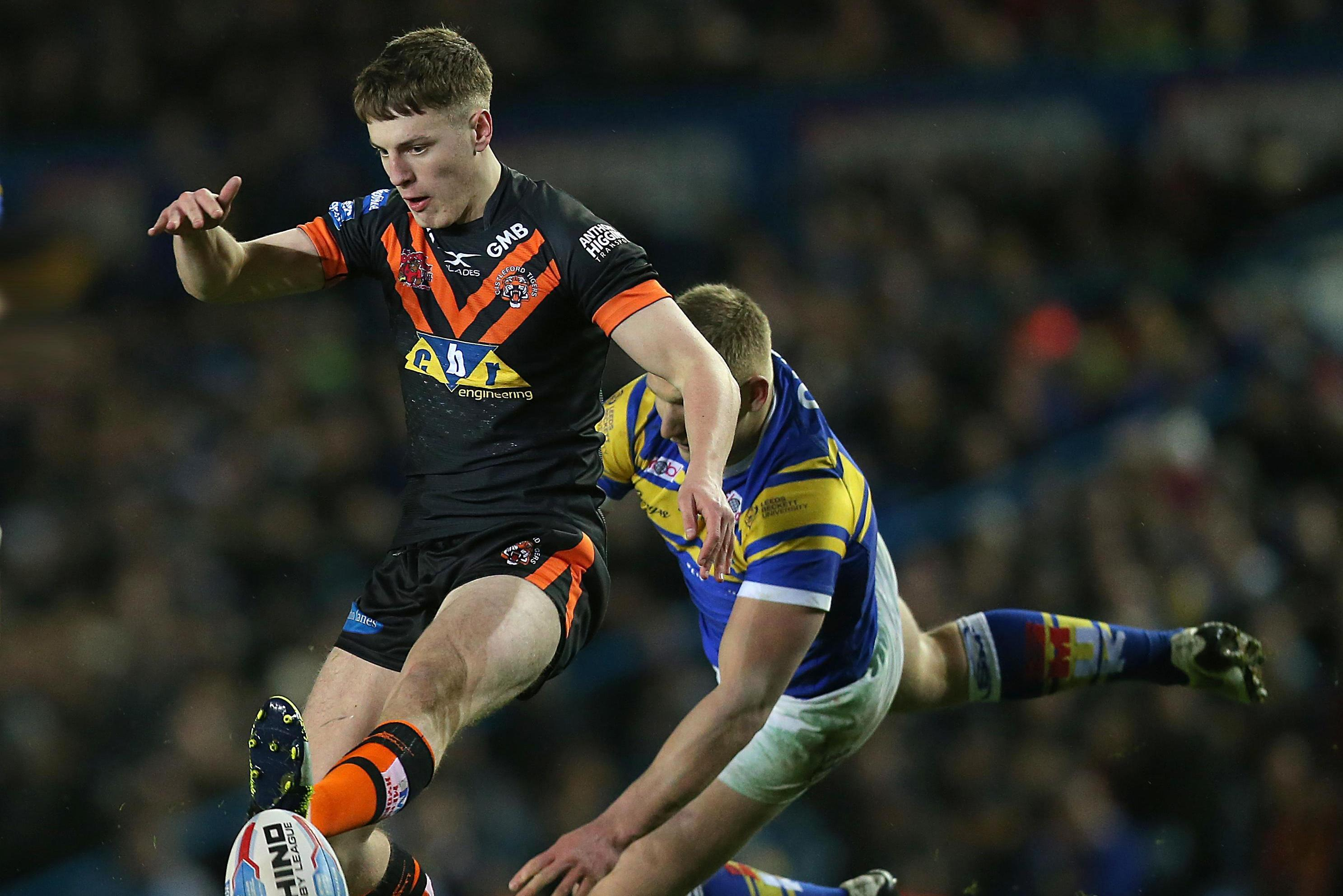 Jake Trueman believes it is time for Castleford to stop being 'nearly men'