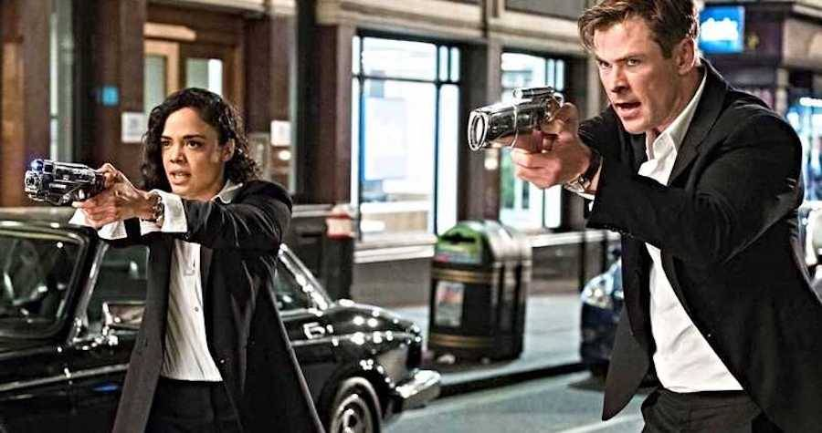 First 'Men in Black: International' Trailer Is Out of This World