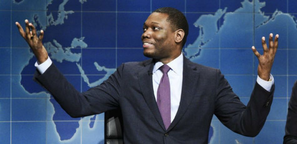 Michael Che Slams Academy Awards For Pressuring Kevin Hart To Step Down