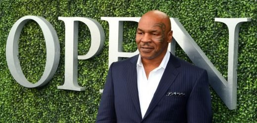 Mike Tyson Set To Host Cannabis-Themed Music Festival In February