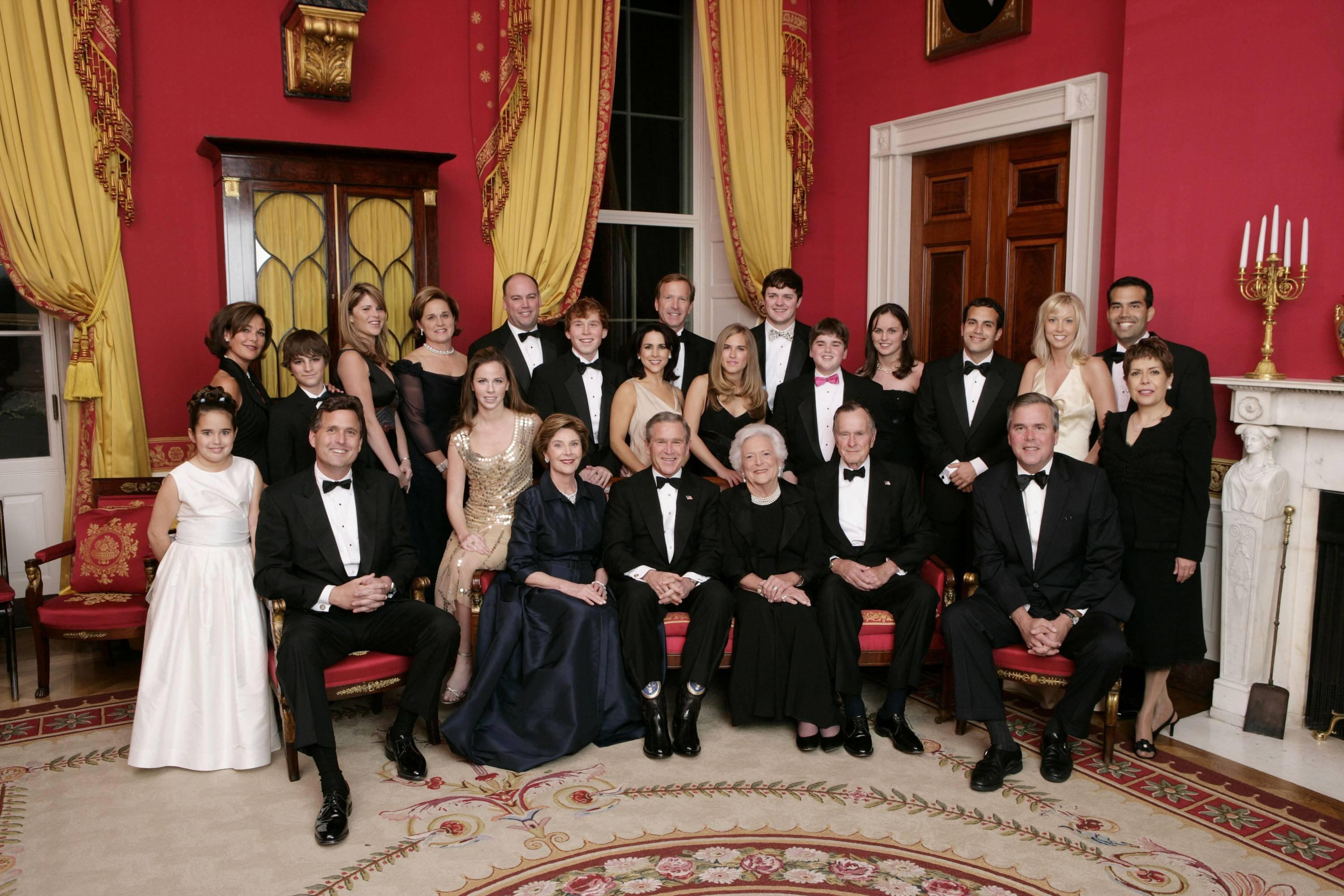 Who are George HW Bush's children? From his author daughter Dorothy to George and Jeb