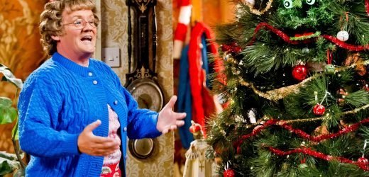 When is Mrs Brown's Boys Christmas special on and who is appearing with Brendan O'Carroll