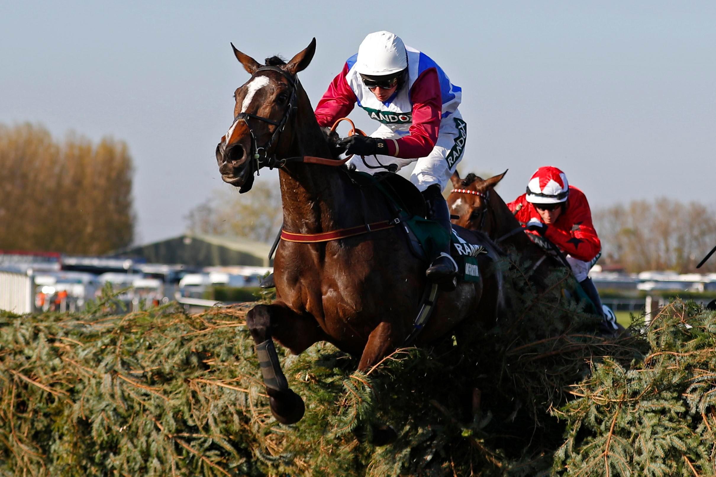 Former Grand National winner One For Arthur has Haydock and Wetherby options after Aintree unseat