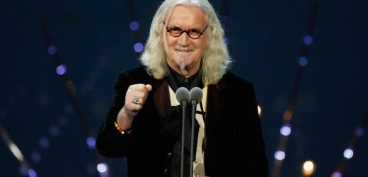 Comedian Billy Connolly reveals he tried cannabis to treat his Parkinson's disease — but ended up just getting stoned