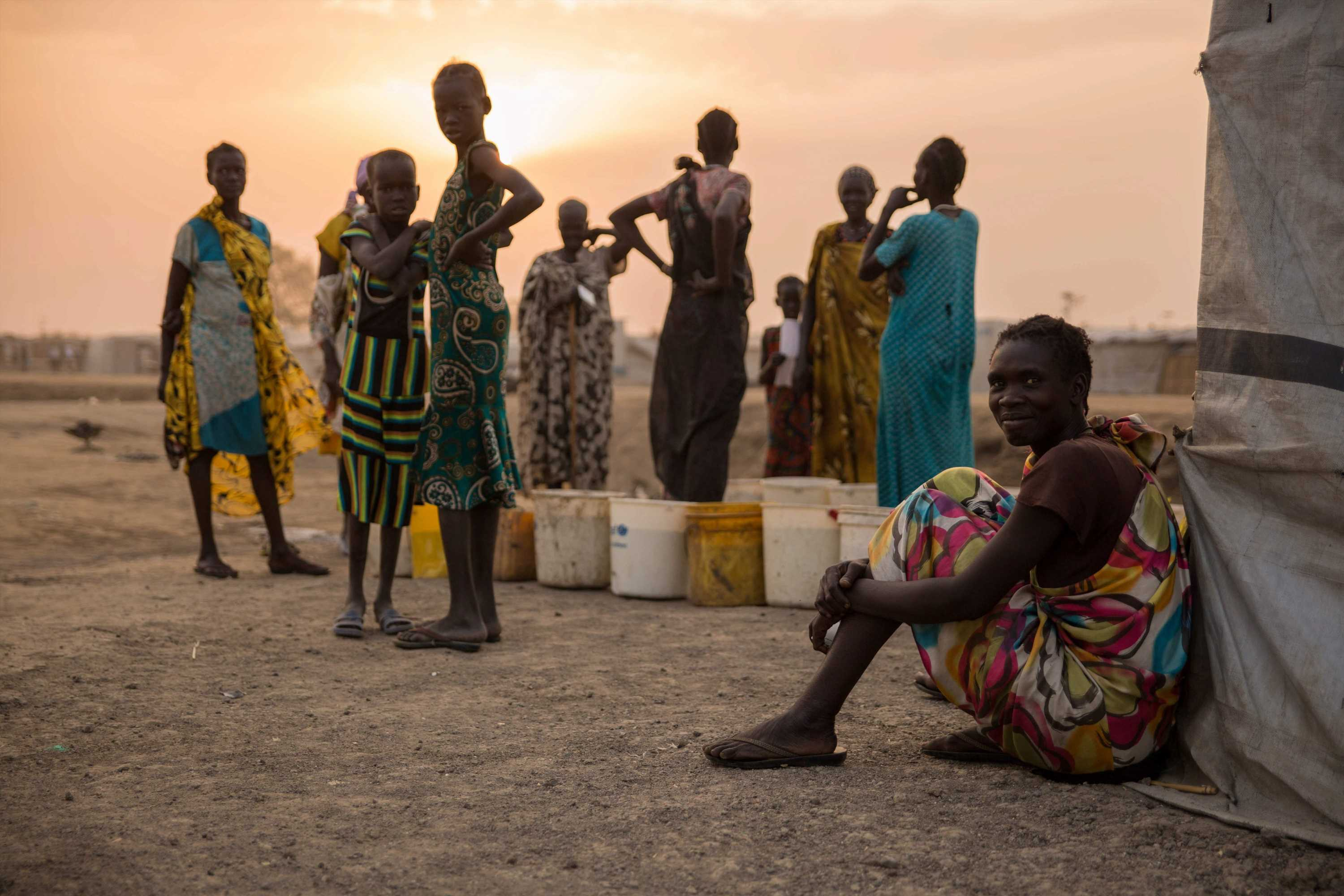 Horror as 125 women and children are raped in sickening 10 DAY attack in South Sudan