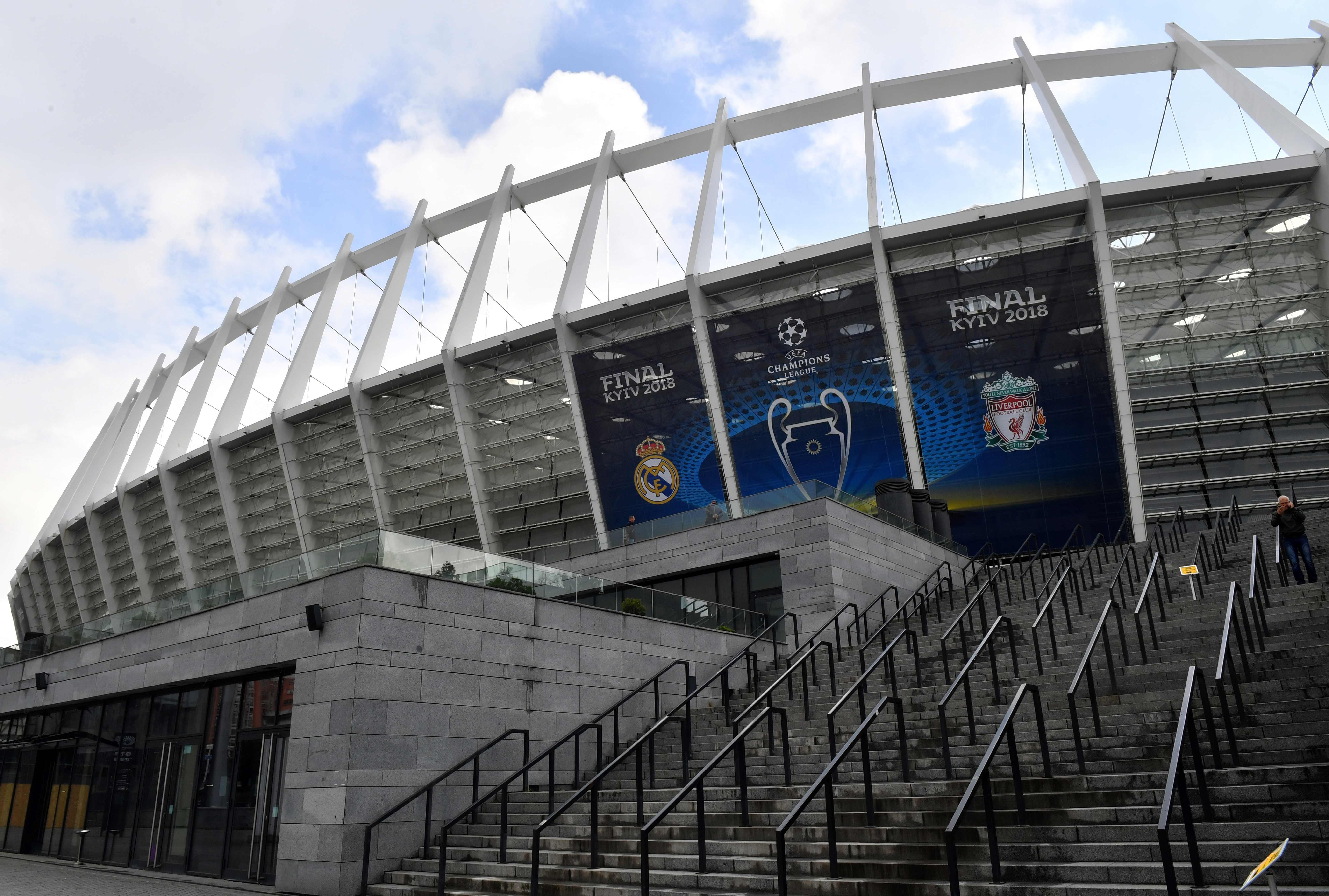 Uefa could take Champions League final global after Boca and River drama