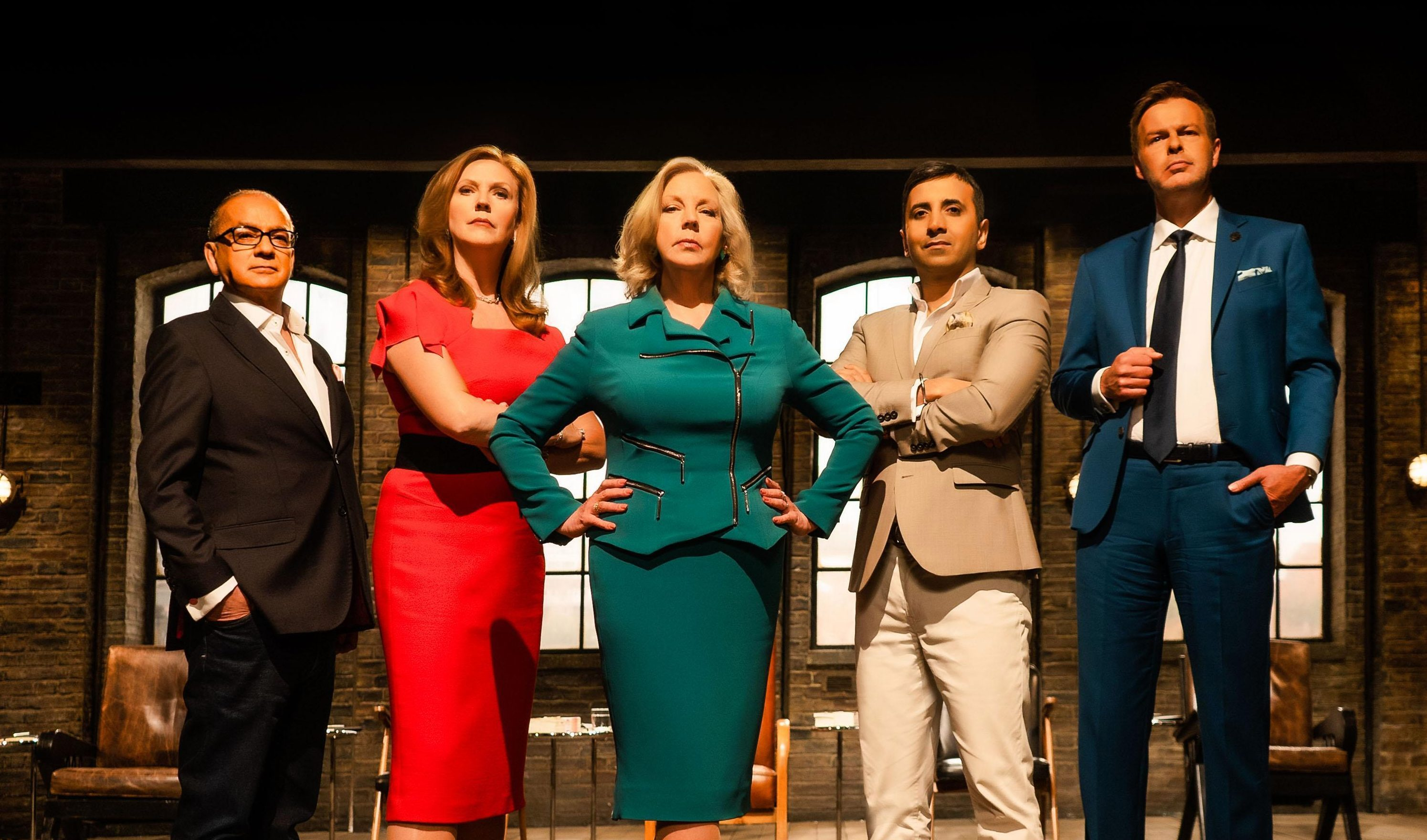When is the Dragon's Den Christmas special on BBC2 and who are the investors?