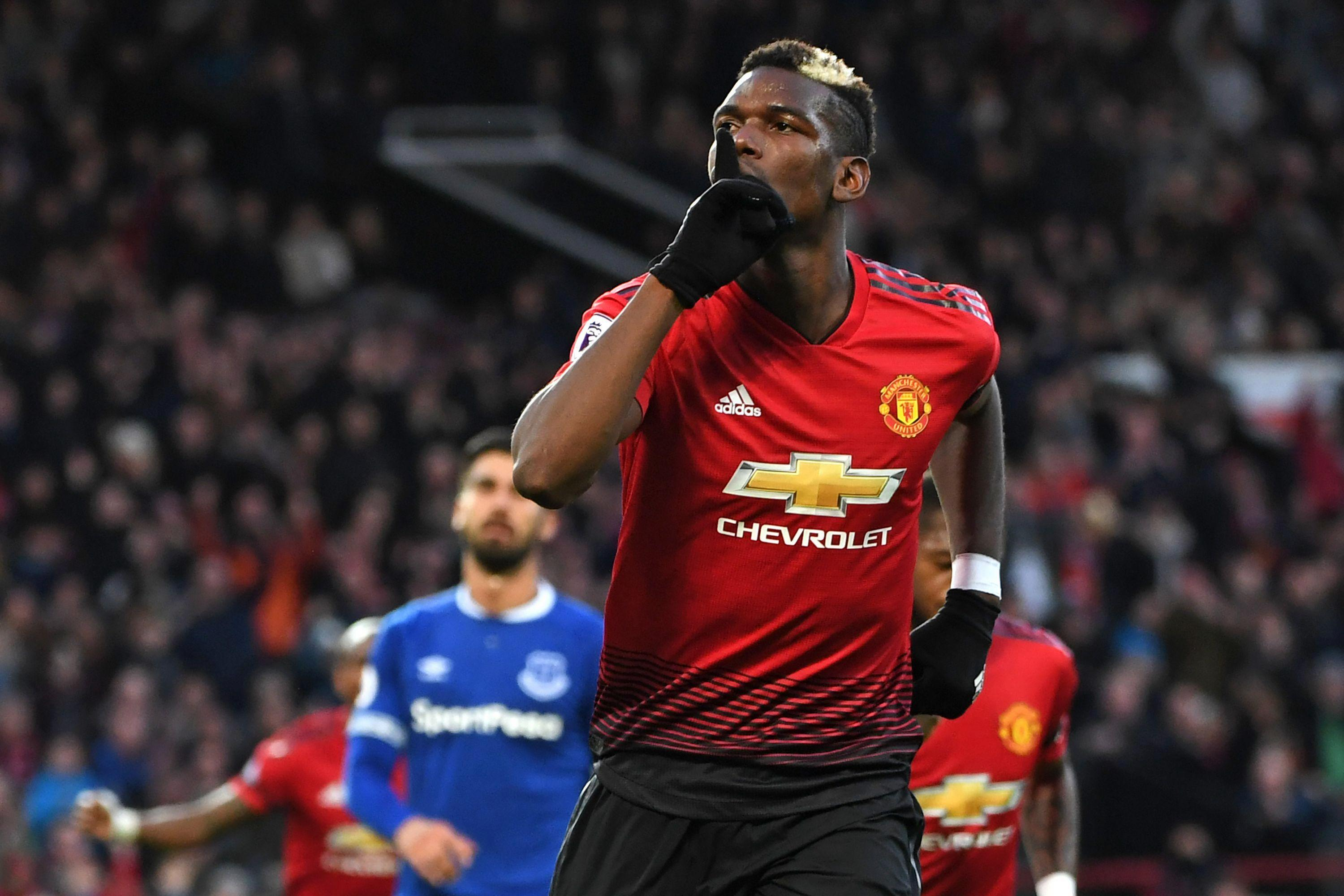 Paul Pogba only Man Utd star to make Uefa's 50-man Team of the Year Shortlist despite rift with Jose Mourinho