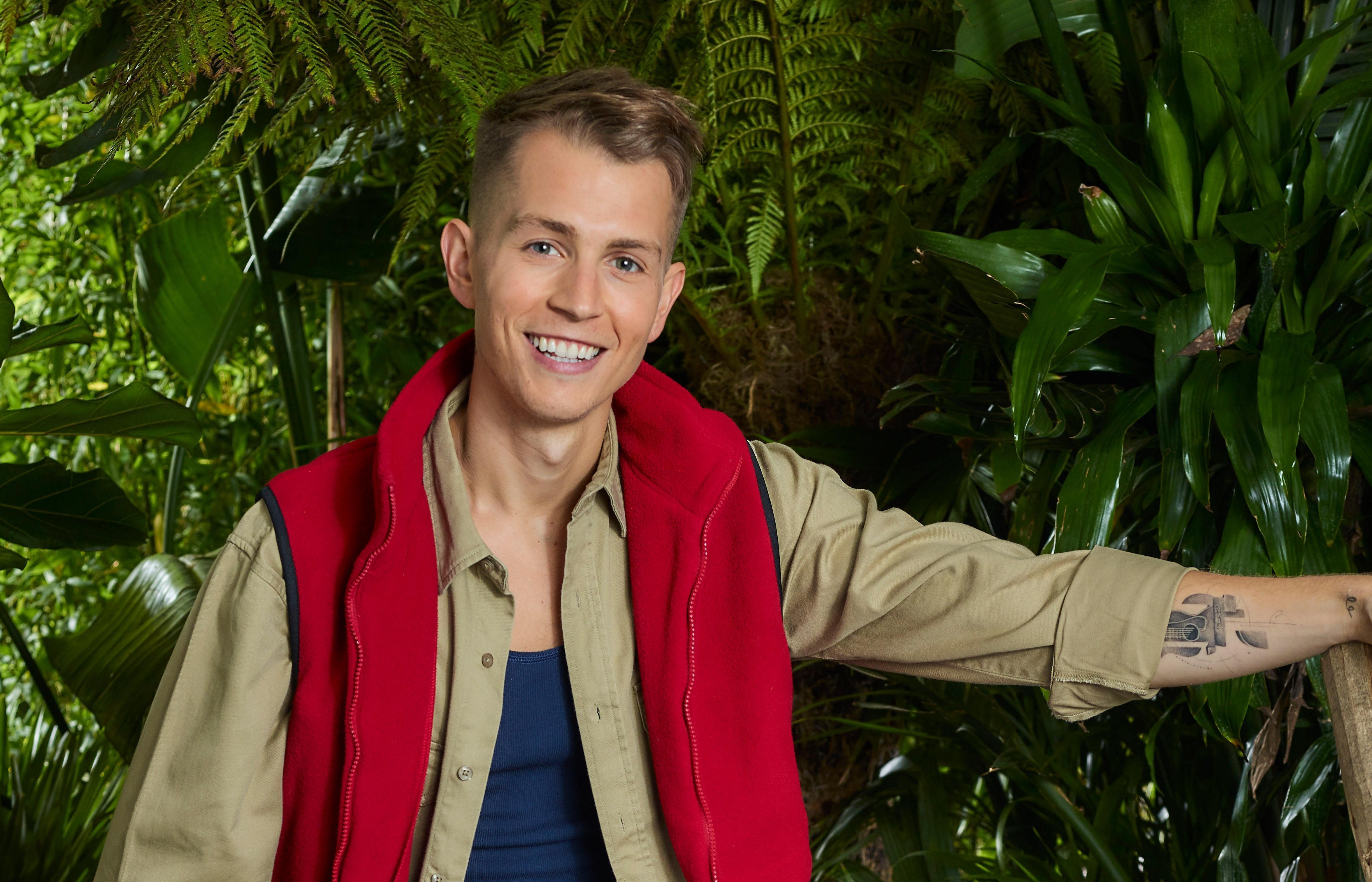 Who is James McVey, where is the I'm A Celeb star from and when did he join The Vamps?