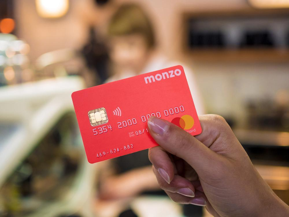Monzo Bank review – how do you get a Monzo card, how does the banking app work and are there any fees?