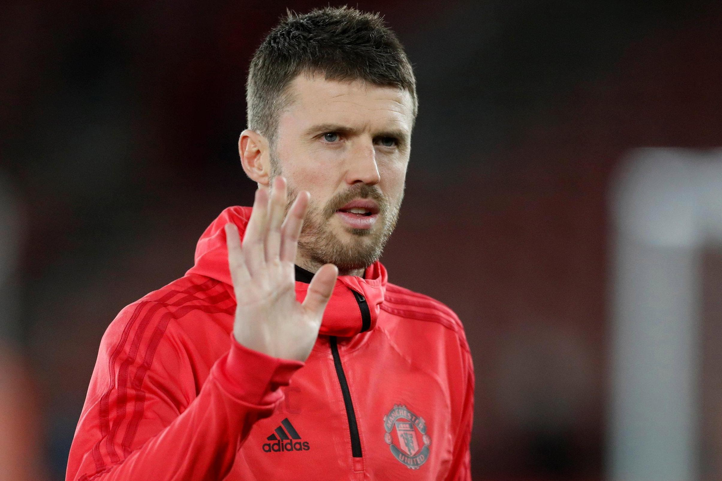 Man Utd new manager: Michael Carrick is new ODDS-ON favourite to replace Jose Mourinho as permanent manager