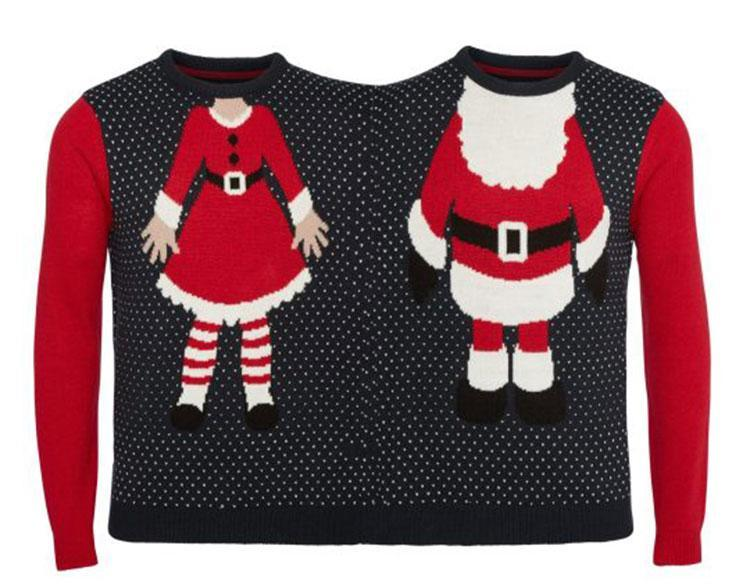 Tesco is selling £18 'twosie' Christmas jumpers to help combat loneliness