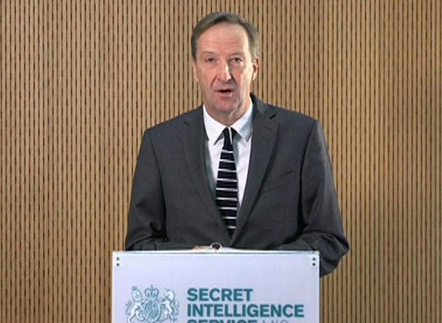 British agents have DIED protecting EU from terror attacks, MI6 boss reveals in plea for post-Brexit security