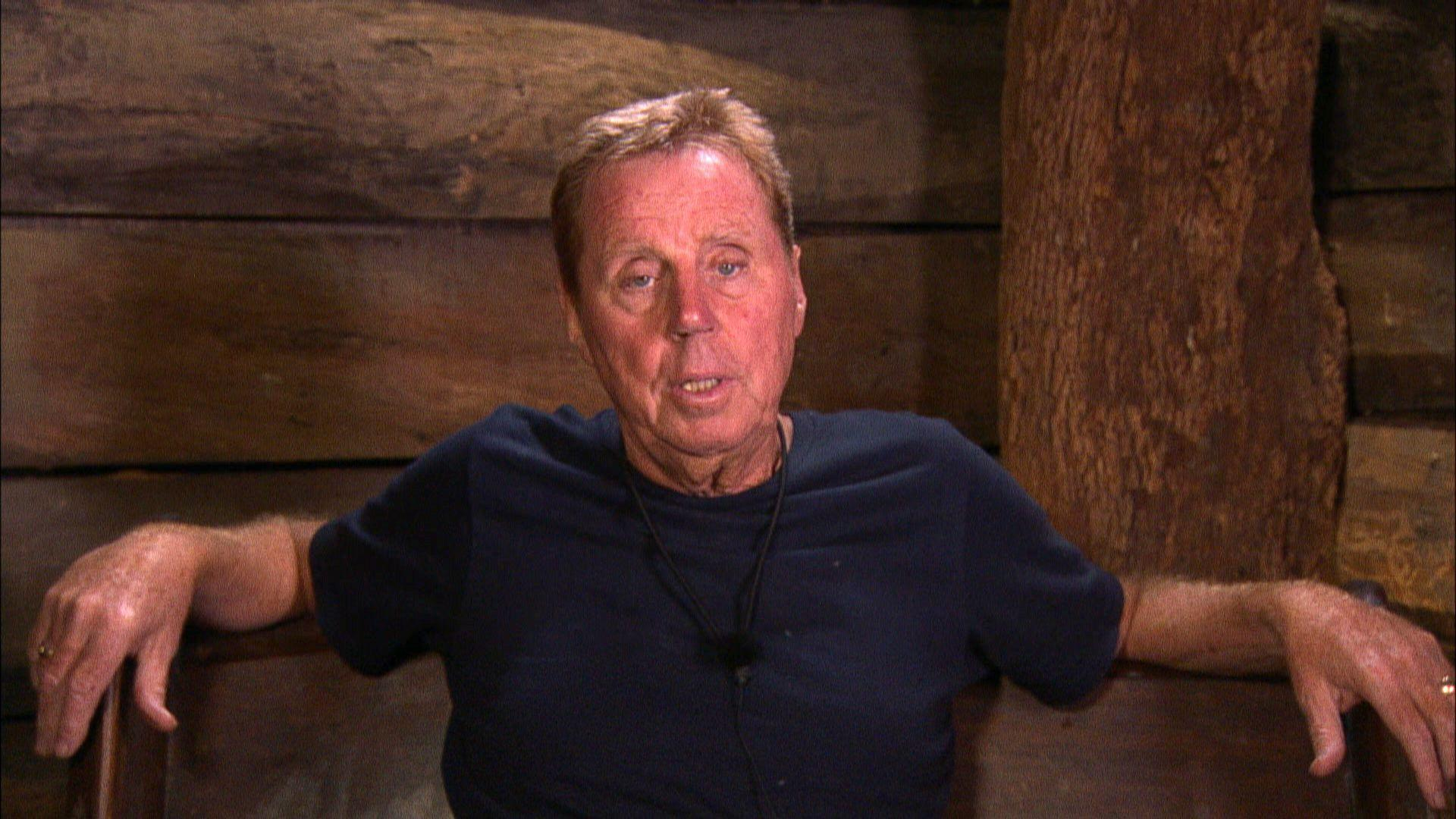 I'm A Celebrity's Harry Redknapp 'forced to eat by campmates' after refusing jungle grub