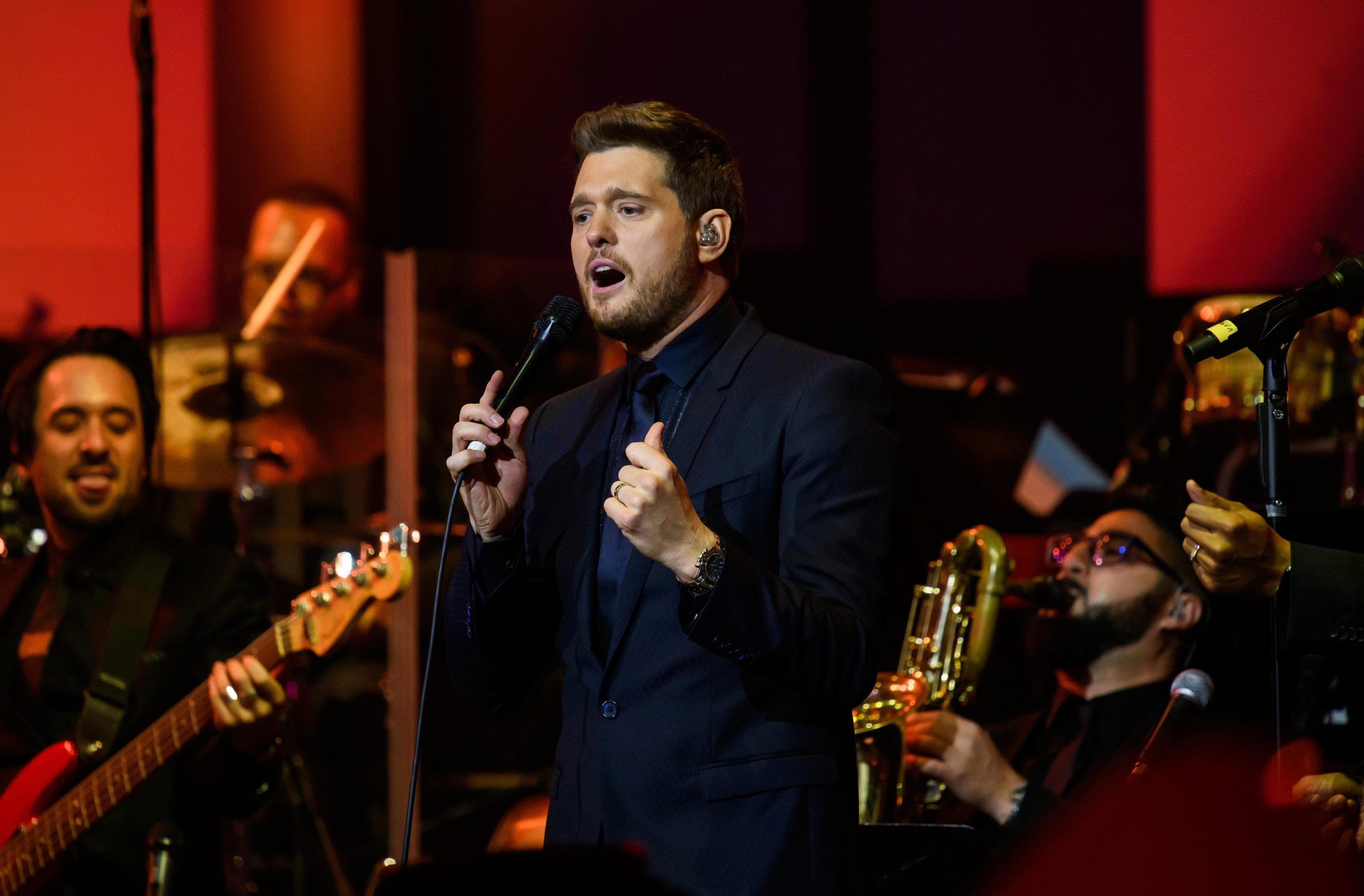 What time is Michael Buble Back for Christmas on Channel 5 and what are the crooner's greatest moments?