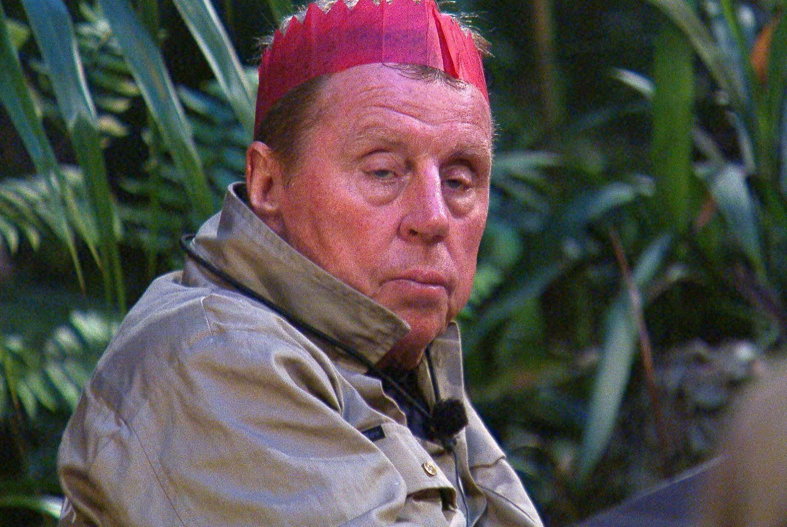 How old is Harry Redknapp? I'm A Celeb campmate and former Spurs manager who once accidentally ran over his wife