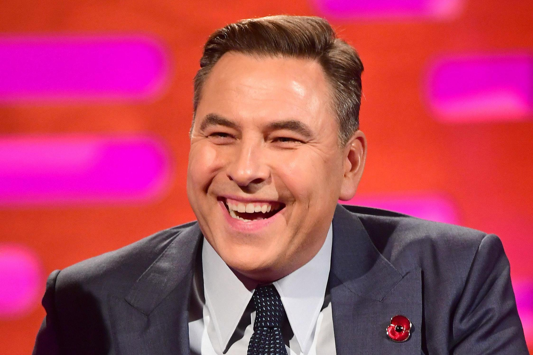 David Walliams wants to be in Strictly's first ever same-sex couple