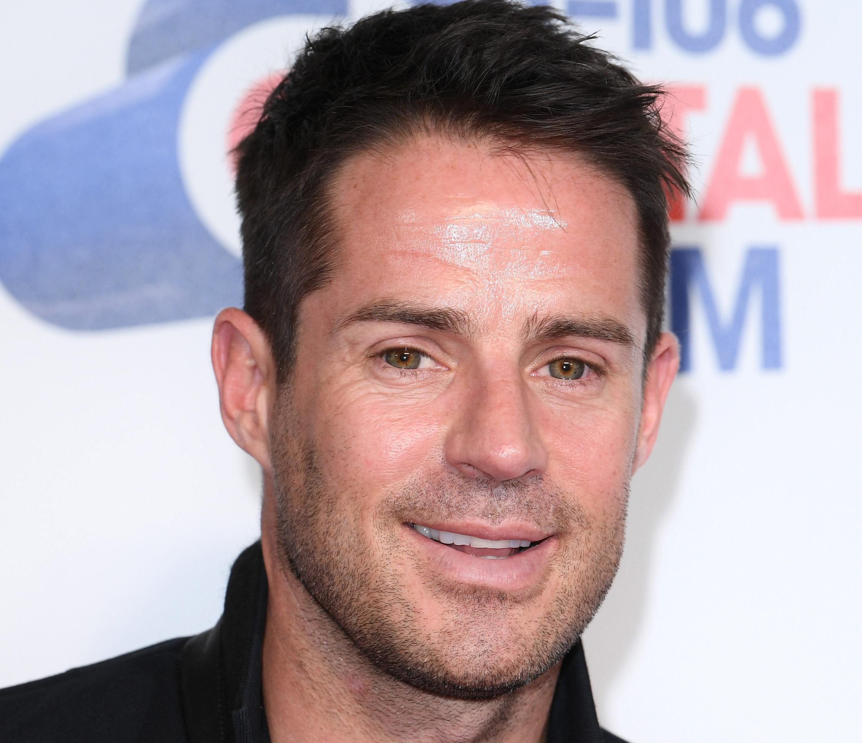 Jamie Redknapp refuses to rule out dating Emily Atack as he calls her a 'very nice girl'