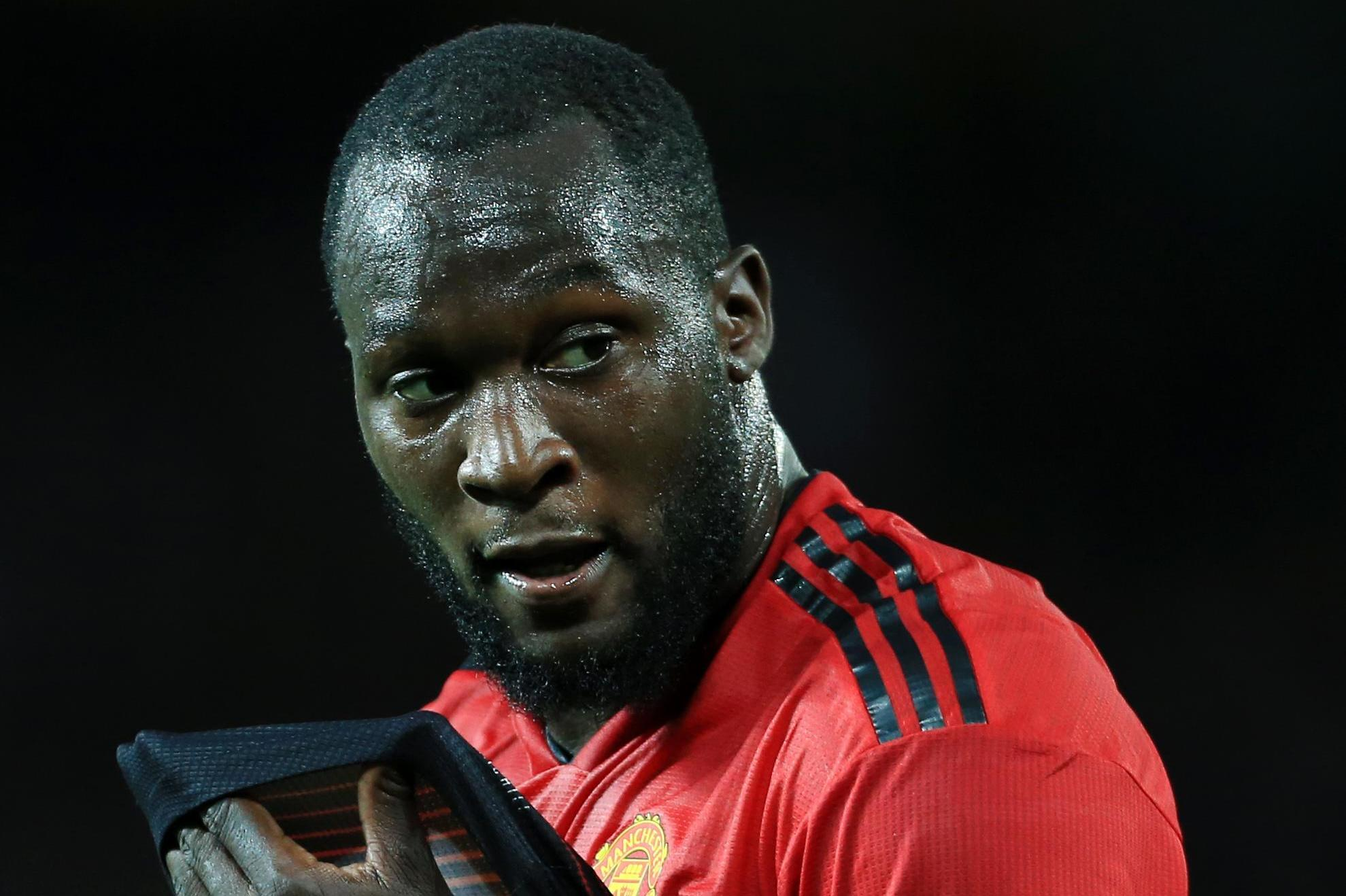 Manchester United striker Romelu Lukaku has signed with football agent Federico Pastorello