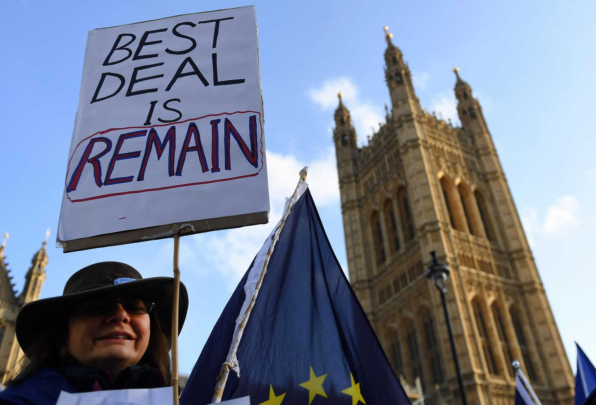 Theresa May is right to suppress the Remainers' demands for a 'People's Vote' as it betrays the Brexit result