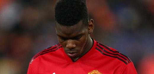 Manchester United want to sell Paul Pogba in January with Juventus swap deal targeted