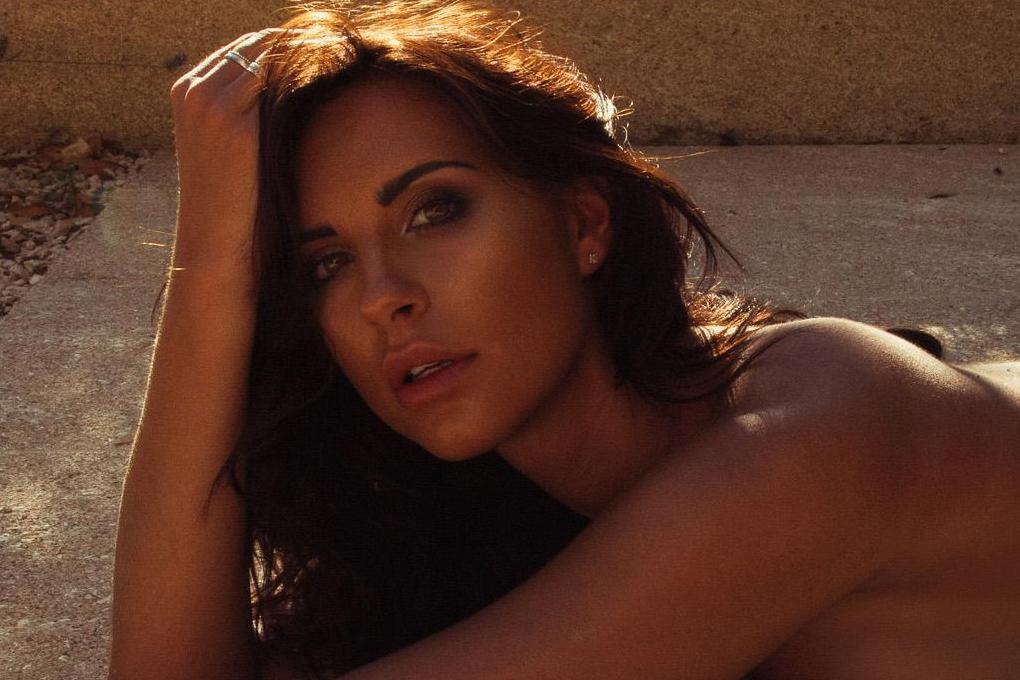 Love Island's Jess Shears strips totally naked for raunchy new photoshoot