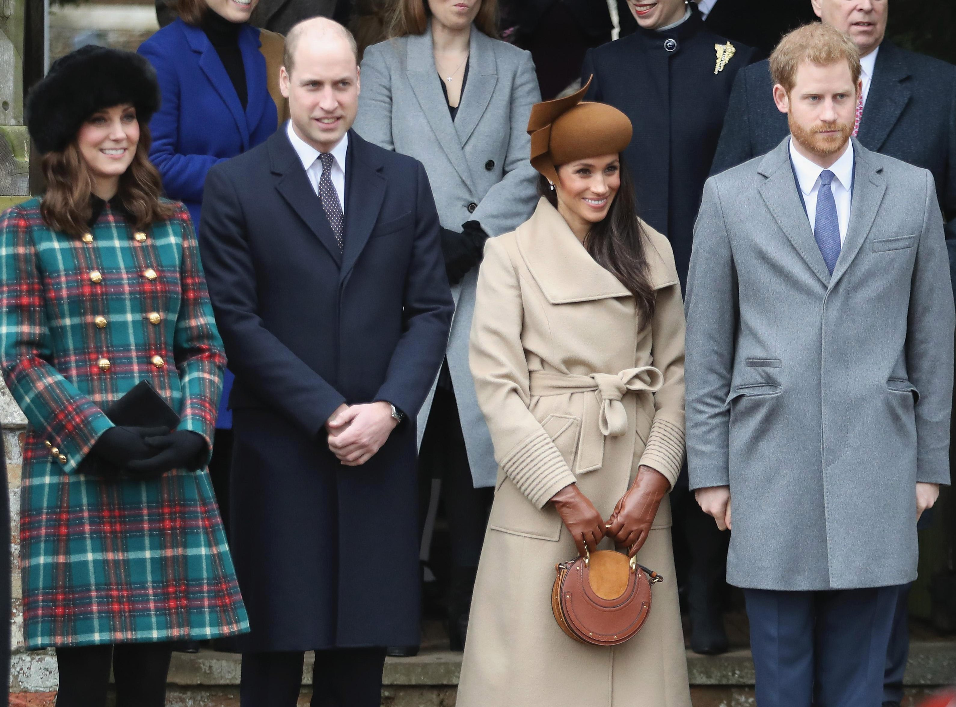 Kate Middleton and Prince William to spend Christmas ALONE after being snubbed by Meghan Markle and Prince Harry amid 'rift between royals'