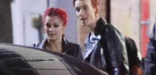 Strictly's Joe Sugg and Dianne Buswell leave boozy afterparty together as winner Stacey Dooley can't stop dancing.