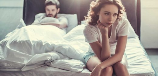 My husband isn't interested in sex anymore after 20 years of marriage