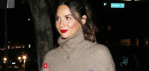 Olivia Munn, 38, Holding Hands With Billionaire's Son Tucker Roberts, 28 — New Couple Alert?