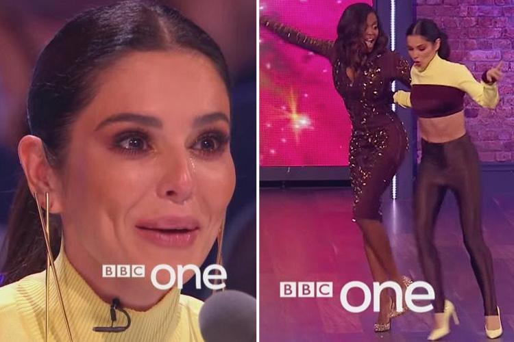 Cheryl breaks down in tears at incredible performance in first trailer for The Greatest Dancer