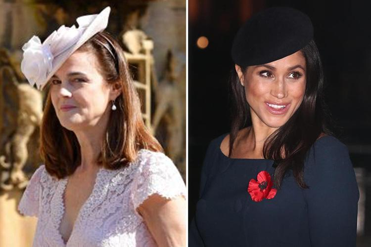 Meghan Markle to lose ANOTHER top aide as Samantha 'The Panther' Cohen quits amid 'difficult Duchess' rumours