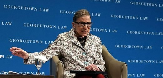 Ruth Bader Ginsburg Undergoes Lung Surgery, Has Cancerous Nodules Removed