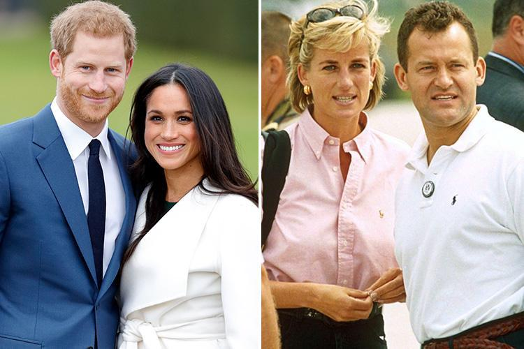 Royal butler Paul Burrell warns Meghan Markle to 'stay close to Harry' and 'watch out for traps' during Sandringham Christmas amid rumours of a rift between the brothers