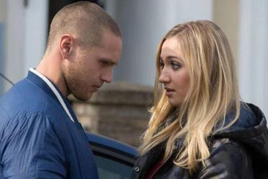 EastEnders spoilers: Keanu Taylor and Louise Mitchell for shock romance as they share a passionate Christmas kiss