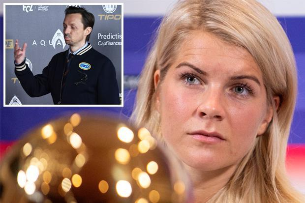 Ada Hegerberg reveals DJ came to her after Ballon d'Or ceremony and 'was really, really sad' after sexism twerk row