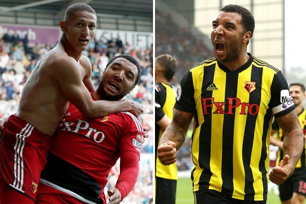 Watford's Troy Deeney wants to 'smash' ex-team-mate Richarlison when Brazilian returns to Vicarage Road on Monday with Everton