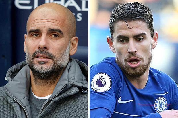 Man City are getting on just fine after missing out on Jorginho, insists Pep Guardiola