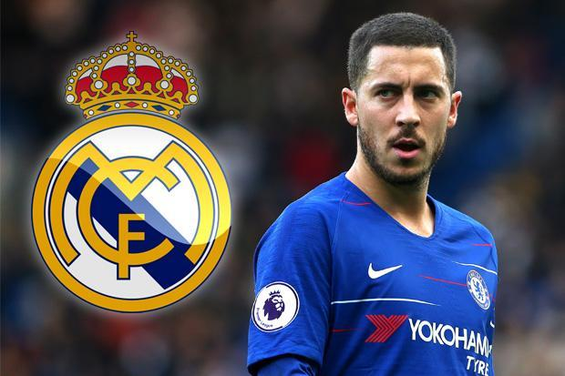 Chelsea star Eden Hazard 'has not agreed Real Madrid deal' but talks over £150m switch next summer are set to take place