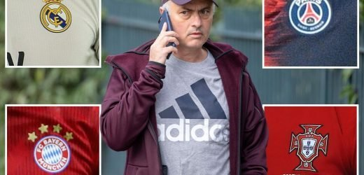 Jose Mourinho's trail of destruction is ruling him out of Europe's top jobs