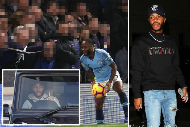 Raheem Sterling talks to cops after vile abuse at Chelsea and tells them it was racism