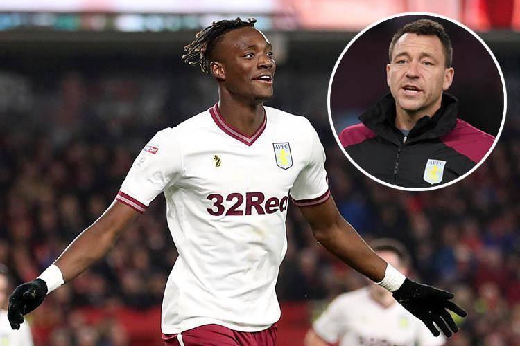 Chelsea consider recalling Tammy Abraham in January… but this is how John Terry holds key to keeping him as Aston Villa